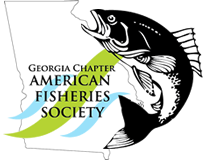 Georgia American Fisheries Society Logo